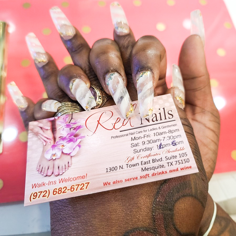 Red Nails - Nail salon in Mesquite, TX 75150